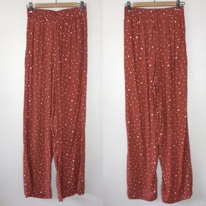 Nordstrom Pants - Prima printed rayon wide leg soft pants